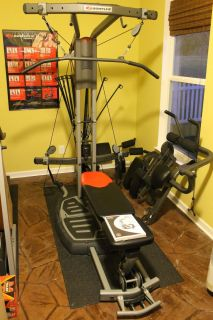 Bowflex Ultimate 2 Home Gym with multiple attachments. Pick up in