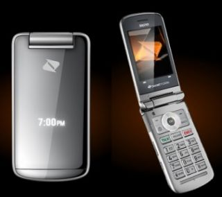 Sanyo SCP Mirro 3810 Boost Mobile Cellular Phone