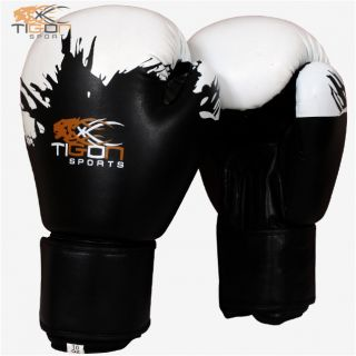 Pro Gel Boxing Gloves Bag punching Bag MMA rex sparring gloves