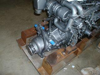 Borg Warner Velvet Drive Marine Boat Transmission 71 C 2 57 1 Rebuilt