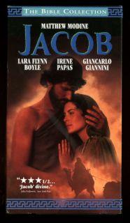 Jacob Bible Story VHS Matthew Modine Lara Flynn Boyle