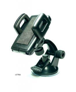 Windshield Dash Mount Holder for Smartphone PDA GPS U776A