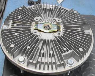 Borgwarner 187739R Thermal Fan Drive Assembly 162 3 New