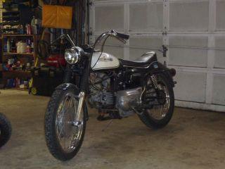 Harley Davidson/ Aermachhi H250 sprint 1966 h 250 4 stroke 1