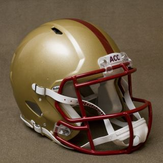 Boston College Eagles Riddell Revolution Speed Football Helmet