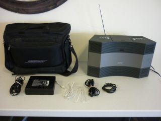 Bose Acoustic Wave Music System II with Bose Power Pack
