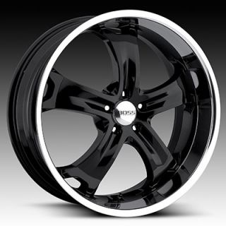 Boss 329 Wheels Rims 22x9 Charger Challenger Magnum 300