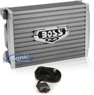 Boss AR1500M 1500W Monoblock Class D Armor Series Power Car Amplifier