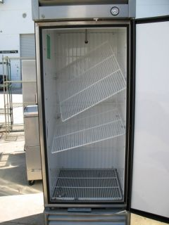 Beverage Air Commercial Double Door Reach in Refrigerator, E Series