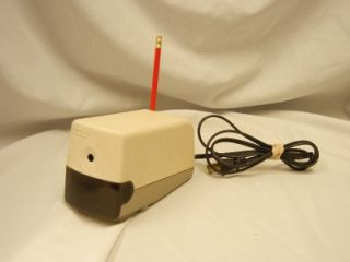 Gently Used Boston 296A Model 19 Desktop Electric Pencil Sharpener 19