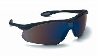 Bouton Shark Hunter Rage Safety Glasses Smoke Lens