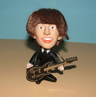 1964 GEORGE HARRISON BEATLES REMCO CLASSIC DOLL EXCELLENT & RARE