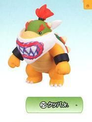 Choco Egg New Super Mario Bros Wii Part3 Bowser Jr