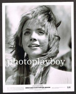 Lovely Judi Bowker Portrait Zeffirelli Brother Sun Sister Moon Movie