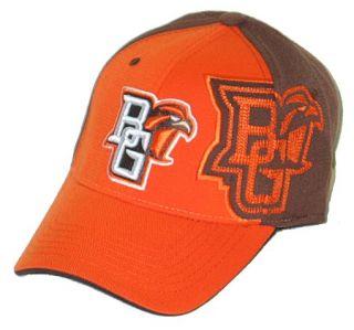 Bowling Green Falcons Wingman TC Flex Fit Hat Cap M L
