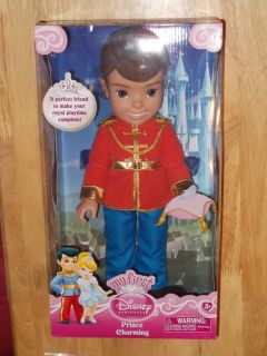 My First Disney Princess Prince Charming 15 Boy Toddler Doll