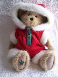 Mary Beary 14 Retired Christmas Plush Boyds Bear