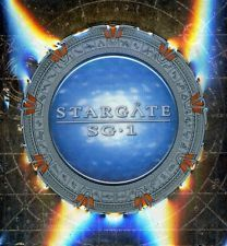 Stargate SG 1 The Complete Series Collection 54 Discs DVD Wide Screen