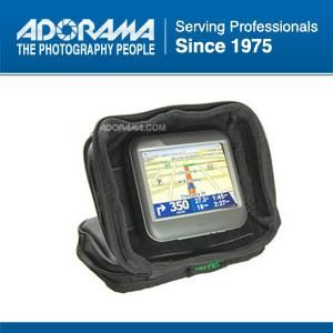 Bracketron GPS Nav Pack Travel Case Dash Mount Leather UFM 300 BX