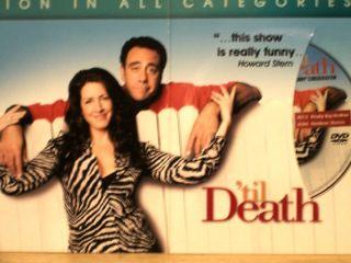 Til Death Emmy DVD Brad Garrett Joely Fisher 2 EPS
