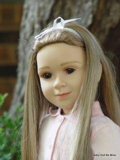 New in Box My Twinn Doll  Brianna  Blonde Hair and Brown Eyes