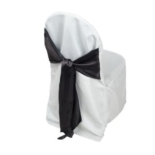 Chair Cover with Sash High Quality for Wedding Shower or Party