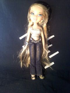 Bratz Girlz Girls Magic Hair Color Style Cloe Doll RARE BEAUTIFUL