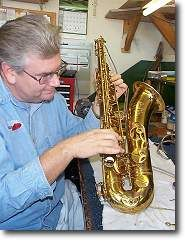 Woodwind Brass Musical Instrument Care Maintenance Service Manual How