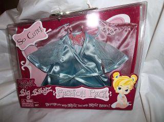 Bratz Big Babyz Doll Fashion Pack Clothes Nighty Nite