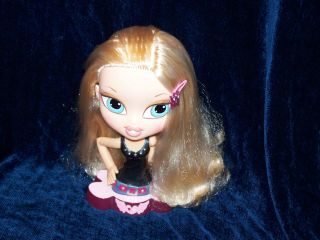 Bratz Doll Cloe Styling Head with Blond Hair and Torso Movable Arms