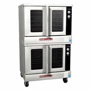 Southbend BGS 22SC Bronze Series Double Deck Gas Convection Oven