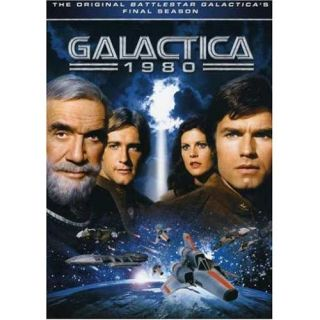 galactica 1980 the complete series 1980 dvd kent mccord