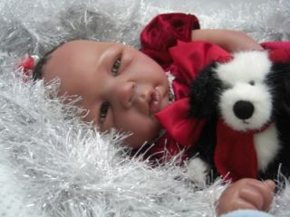 Reborn Brea Baby Doll by Lorna Miller Sands Relist