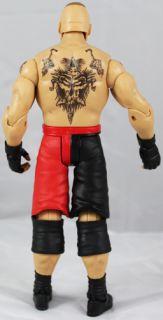 Brock Lesnar Triple H HHH WWE Battle Packs 20 Mattel Toy Wrestling