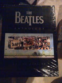The Beatles Anthology BY Beatles John Lennon Paul McCartney George and