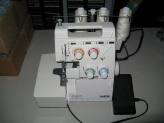 Brother Homelock Serger Sewing Machine 834DP
