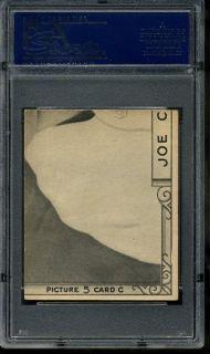 Goudey Puzzles CARD 5C (Wilson,Allen,Jonnard,Brickell), Phillies PSA 5