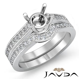 5c Diamond Bridal Set Engagement Ring Round Gold 5sz