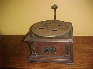 Vintage Victor Type II 2 Talking Machine Phonograph