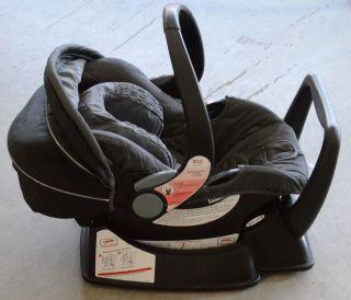 Britax Companion Onyx Infant Car Seat
