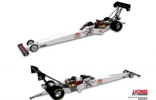 2012 New Brittany Force Brand Source NHRA Top Fuel Dragster by