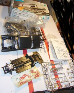 Monogram 2255 56 Chevy Custom 1 24 Scale Model kit Unassembled