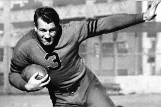 RARE Bronko Nagurski Jersey Mens Medium 46 Vintage Chicago Bears NFL