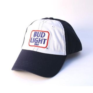 Bud Light Beer Budweiser Baseball Cap Hat Ball Cap