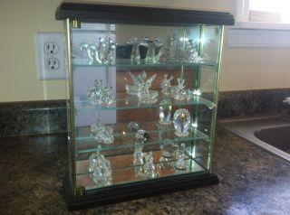 Very Nice Crystal Figurine Lot
