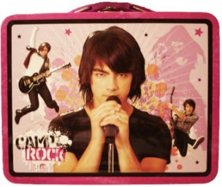 Disney Camp Rock   Tin Lunch Box   Jonas Brothers