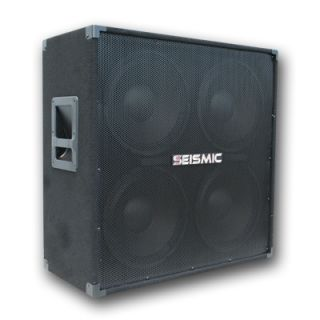 412 Guitar Speaker Cabinet 4x12 400 w PA DJ Pro Audio