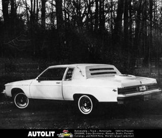 1980 Buick Park Avenue Paymer Continental Kit Car Photo