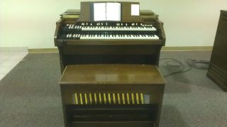Hammond C3 Organ with Leslie 122 Speaker Cabinet