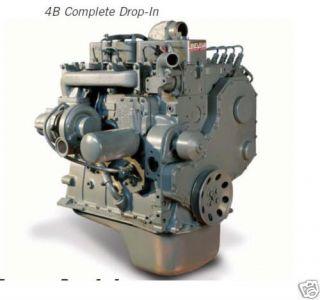 Cummins 4B 3 9 Liter Diesel Engine CPL Build to Order
